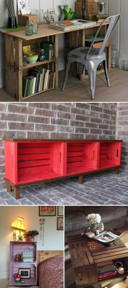 Enchanting Home Furniture Design Ideas With Diy Bench To Try 32