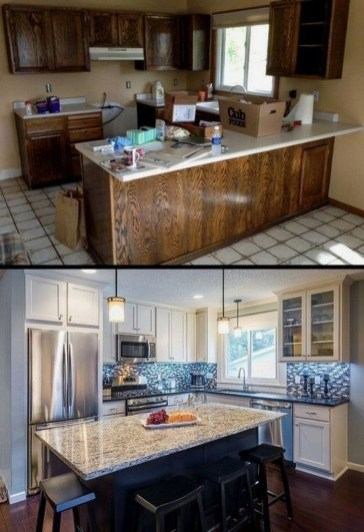Excellent Small Kitchen Decor Ideas On A Budget 33