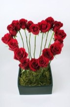 Excellent Valentine Floral Arrangements Ideas For Your Beloved People 09