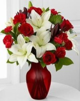 Excellent Valentine Floral Arrangements Ideas For Your Beloved People 21