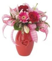 Excellent Valentine Floral Arrangements Ideas For Your Beloved People 23