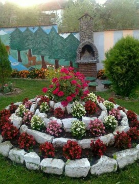 Favorite Garden Design Ideas That Are Suitable For Your Home 24