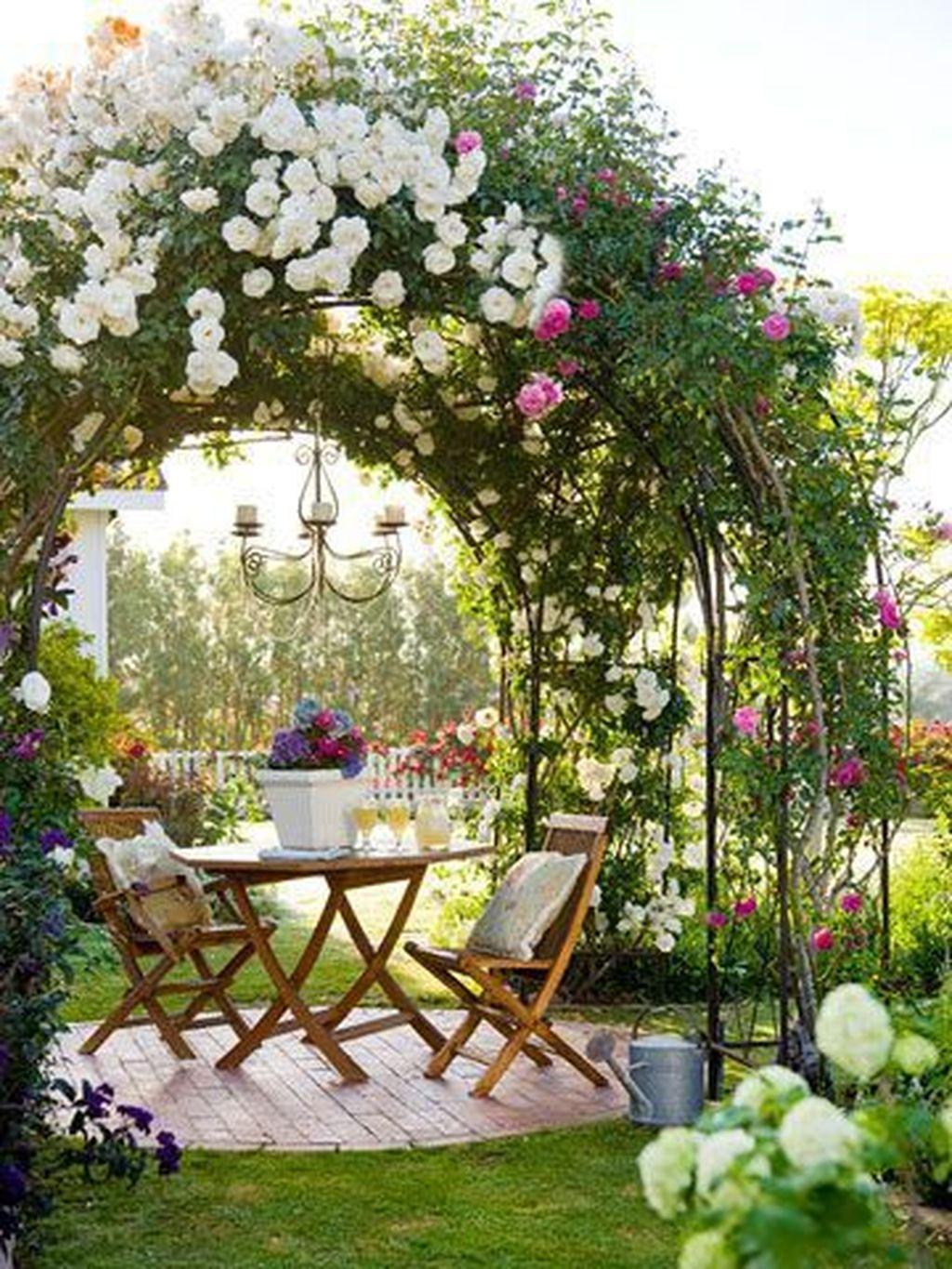 Favorite Garden Design Ideas That Are Suitable For Your Home 42