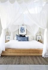 Gorgeous Beachy Farmhouse Bedroom Design Ideas For Cozy Sleep 02