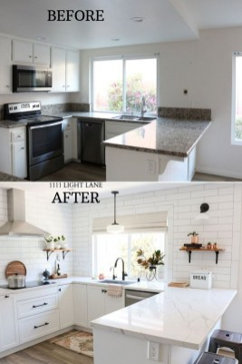Incredible Small Kitchens Design Ideas That Space Saving 08