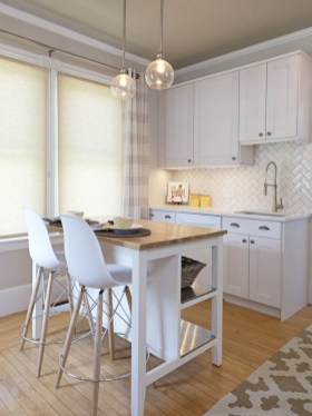 Incredible Small Kitchens Design Ideas That Space Saving 24