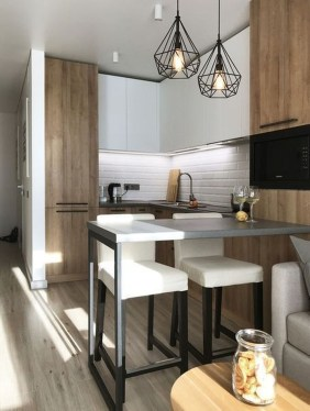 Incredible Small Kitchens Design Ideas That Space Saving 26