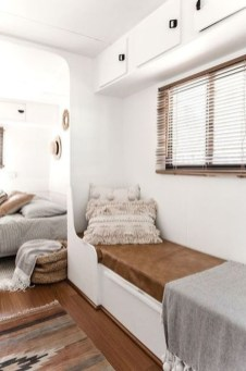 Lovely Caravans Design Ideas For Cozy Camping To Try 10