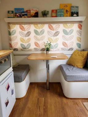 Lovely Caravans Design Ideas For Cozy Camping To Try 15