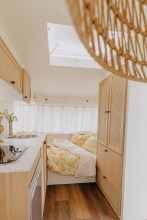 Lovely Caravans Design Ideas For Cozy Camping To Try 16