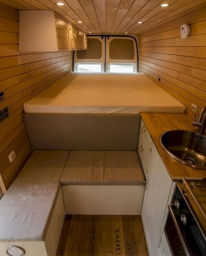 Lovely Caravans Design Ideas For Cozy Camping To Try 27