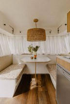 Lovely Caravans Design Ideas For Cozy Camping To Try 29