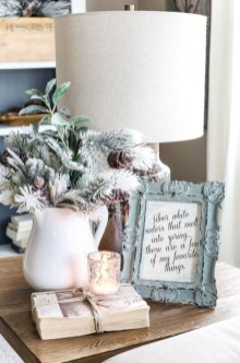 Modern Winter Home Decoration Ideas To Try Asap 33