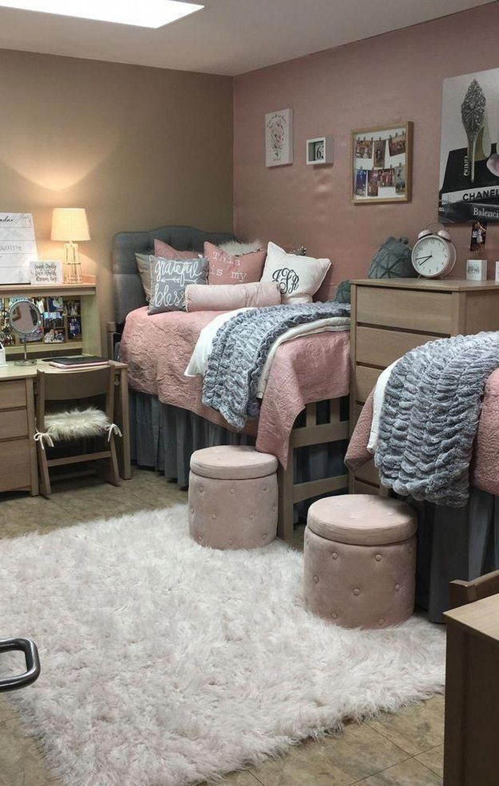 Perfect Dorm Room Organization Decor Ideas To Try Asap 09