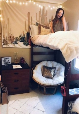 Perfect Dorm Room Organization Decor Ideas To Try Asap 16