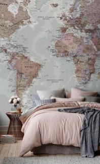 Relaxing Bedroom Wallpaper Decoration Ideas For Comfortable Bedroom 01
