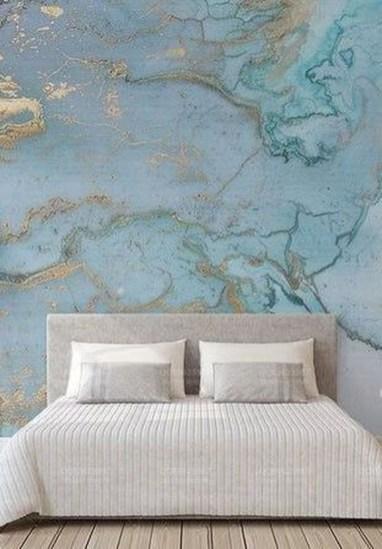 Relaxing Bedroom Wallpaper Decoration Ideas For Comfortable Bedroom 28