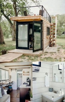 Sophisicated Container House Design Ideas For Comfortable Life 02