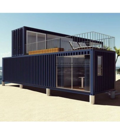 Sophisicated Container House Design Ideas For Comfortable Life 25