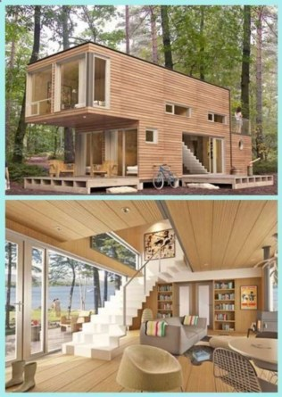 Sophisicated Container House Design Ideas For Comfortable Life 31