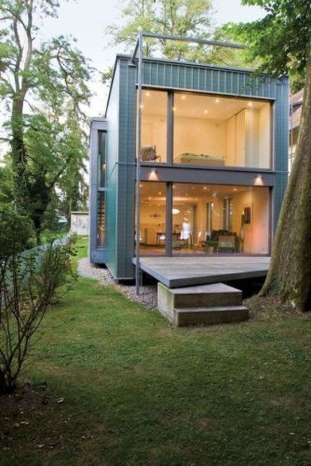 Sophisicated Container House Design Ideas For Comfortable Life 34