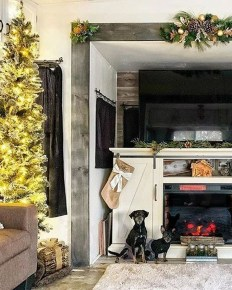 Sophisticated Christmas Rv Decorations Ideas For Valuable Moment 02