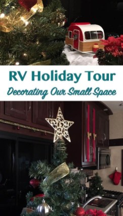 Sophisticated Christmas Rv Decorations Ideas For Valuable Moment 07