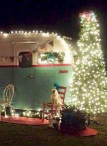 Sophisticated Christmas Rv Decorations Ideas For Valuable Moment 23
