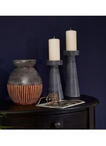 Stunning Large Candle Holders Decoration Ideas For Romantic Homes 12