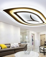 Surprising Living Room Design Ideas With Ceiling Light To Have 14