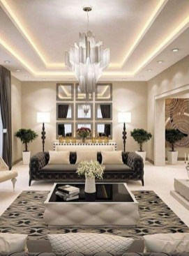 Surprising Living Room Design Ideas With Ceiling Light To Have 18