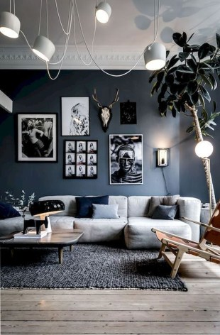 Surprising Living Room Design Ideas With Ceiling Light To Have 26