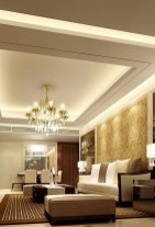 Surprising Living Room Design Ideas With Ceiling Light To Have 29