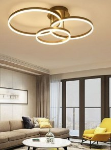 Surprising Living Room Design Ideas With Ceiling Light To Have 33