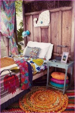 Unique Diy Hippie House Decor Ideas For Best Inspirations 16