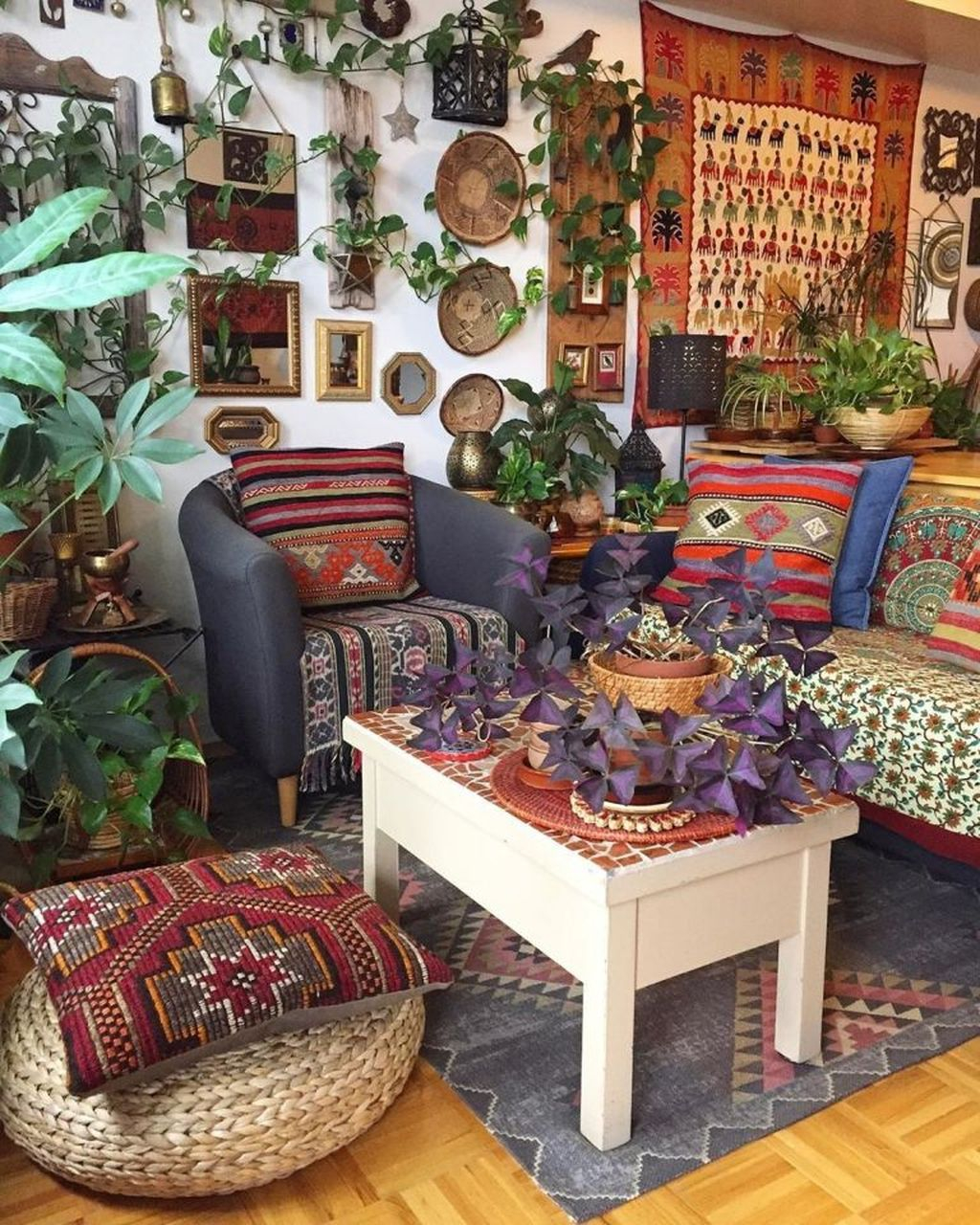 Unique Diy Hippie House Decor Ideas For Best Inspirations 18