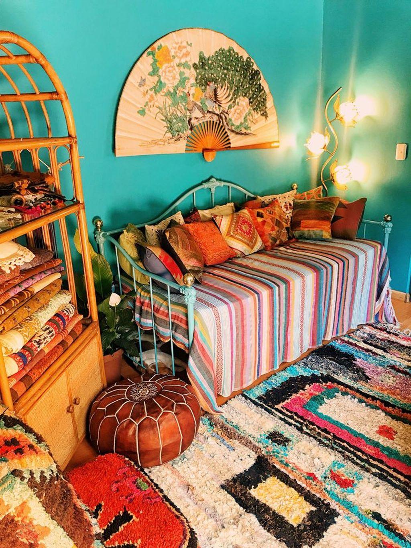 Unique Diy Hippie House Decor Ideas For Best Inspirations 32