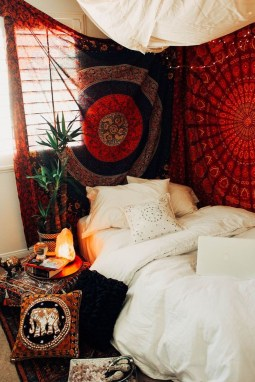 Unique Diy Hippie House Decor Ideas For Best Inspirations 34