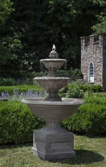 Affordable Small Front Garden Design Ideas With Fountain To Try 28
