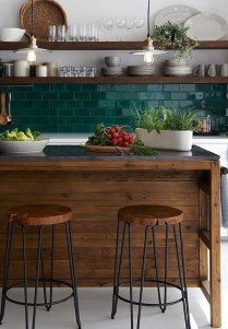 Awesome Backsplash Kitchen Wall Ideas That Every People Want It 06