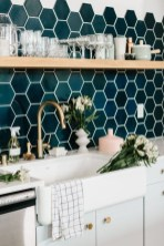 Awesome Backsplash Kitchen Wall Ideas That Every People Want It 27