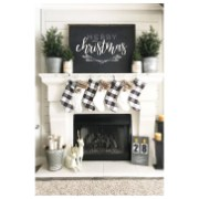 Beautiful Farmhouse Christmas Decor Ideas To Have Right Now 11