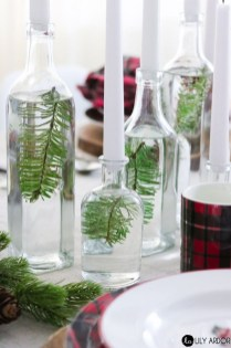 Beautiful Winter Centerpiece Decoration Ideas To Try Asap 07