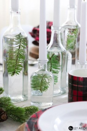 Beautiful Winter Centerpiece Decoration Ideas To Try Asap 07