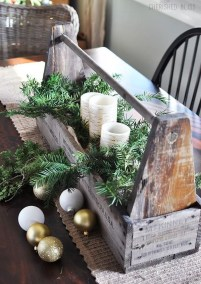 Beautiful Winter Centerpiece Decoration Ideas To Try Asap 18