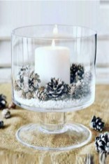 Beautiful Winter Centerpiece Decoration Ideas To Try Asap 21