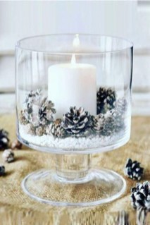 Beautiful Winter Centerpiece Decoration Ideas To Try Asap 21