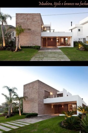 Best Minimalist Home Exterior Architecture Design Ideas To Try Today 13