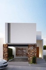 Best Minimalist Home Exterior Architecture Design Ideas To Try Today 14