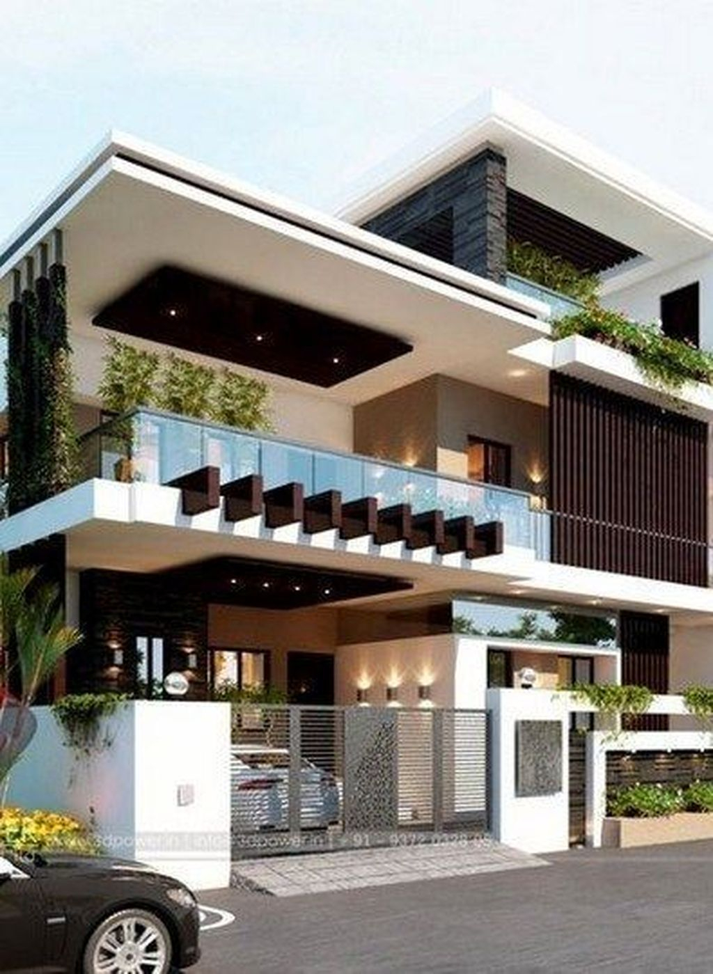 Best Minimalist Home Exterior Architecture Design Ideas To Try Today 18